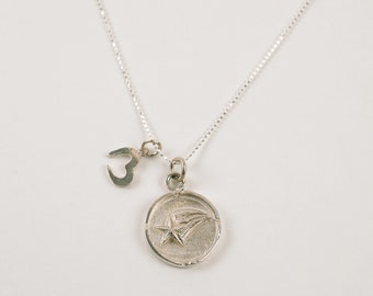 Hope Necklace- Silver
