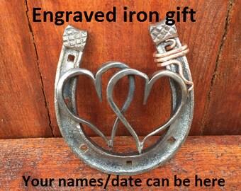 iron gift etsy