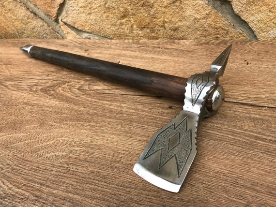 gifts for men iron gift for him viking axe medieval axe mens birthday gift Axe mens gifts kitchen utinsils,tomahawk tree of life ax