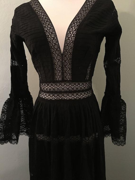 Vintage Mexican Maxi Dress - image 2