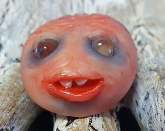 Pea Brains Pet Brains Zombie Brains with Teeth Halloween Pocket Monster