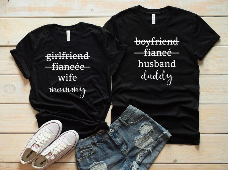 357fc129 Girlfriend Fiancee Wife Mommy Boyfriend Fiancee Husband | Etsy