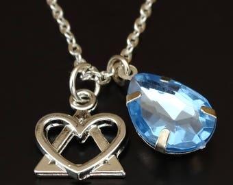 Adoption Necklace, Adoption Charm, Adoption Pendant, Adoption Jewelry, Adoption Gifts, Adoption Symbol, Adoption Announcement, Adoption Day