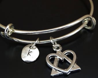 Adoption Bracelet, Adoption Bangle, Adoption Charm, Adoption Pendant, Adoption Jewelry, Adoption Gifts, Adoption Symbol, Adoption Day