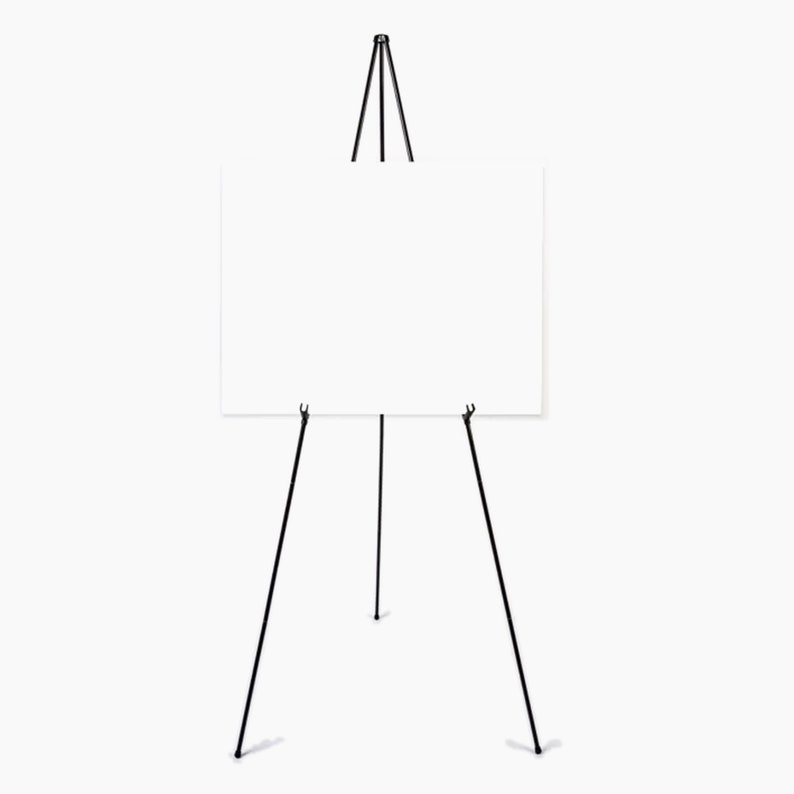 Floor and Table Easels