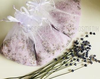 3 x 100g Lavender Dead Sea Bath Salts