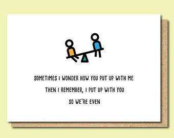 Funny Sister Birthday Card Twins Cards Brother For