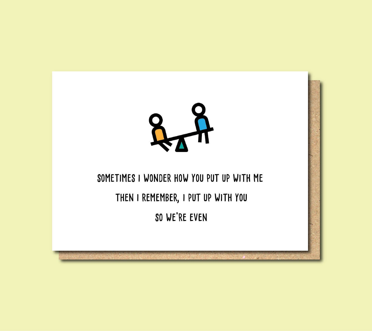 Funny Sister Birthday Card Twins Cards Brother