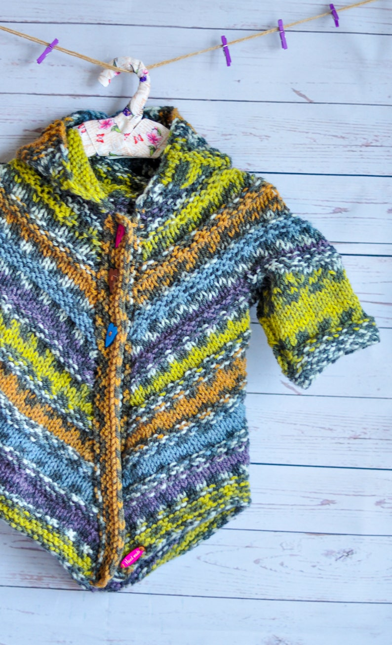 handmade very soft work pretty jacket for kids knitted baby jacket
