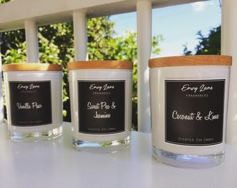 Scented Soy Candles - Medium (170G)