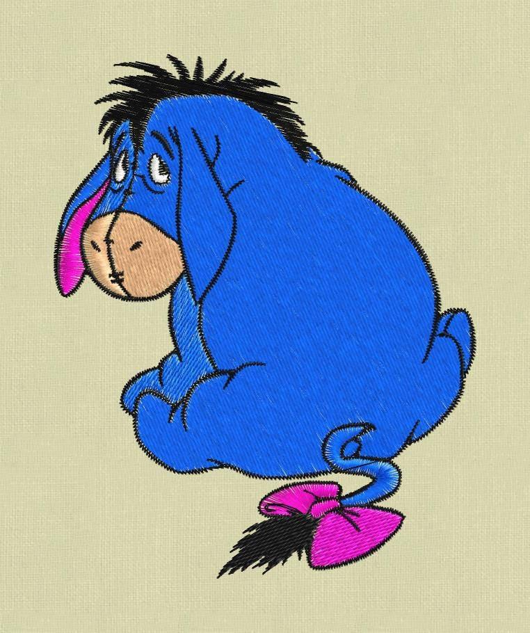 Winnie Pooh Esel
