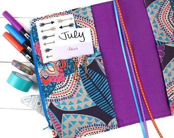 Bullet Journal Accessories for Leuchtturm1917 Cover - VIOLET