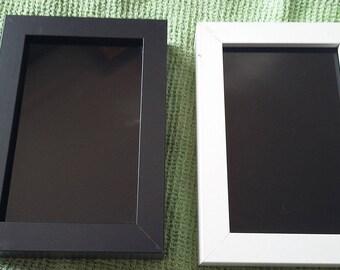 Black Glass Scrying mirror/ Spirit Mirror