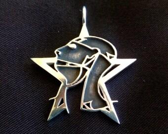 Sisters of Mercy - Silver custom Pendant
