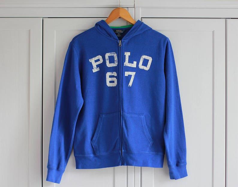 c97d8ddbb Ralph Lauren Sweatshirt Vintage Ralph Lauren 67 Jacket Zip