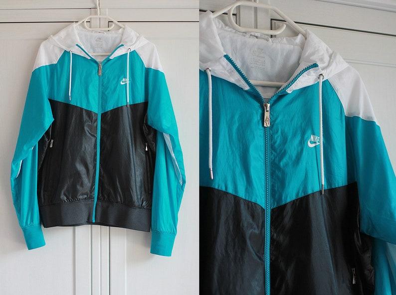 2e0c1a7579d33 Adidas Bomber Jacket Windcheater Hoodies Zip Men Women White Blue Green  Black Vintage Sweatshirt Oldschool