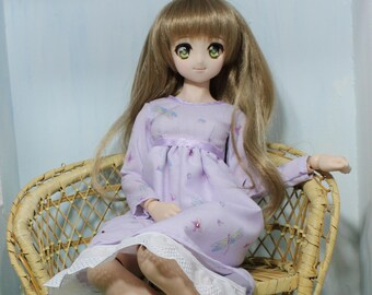 Lavender Dragonfly Dress