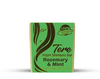 Rosemary | Vegan Shampoo |  Mother in Law Gift | Body Wash | Natural | Coconut Oil | Shampoo Bar | Natural Shampoo | Sulfate Free Shampoo