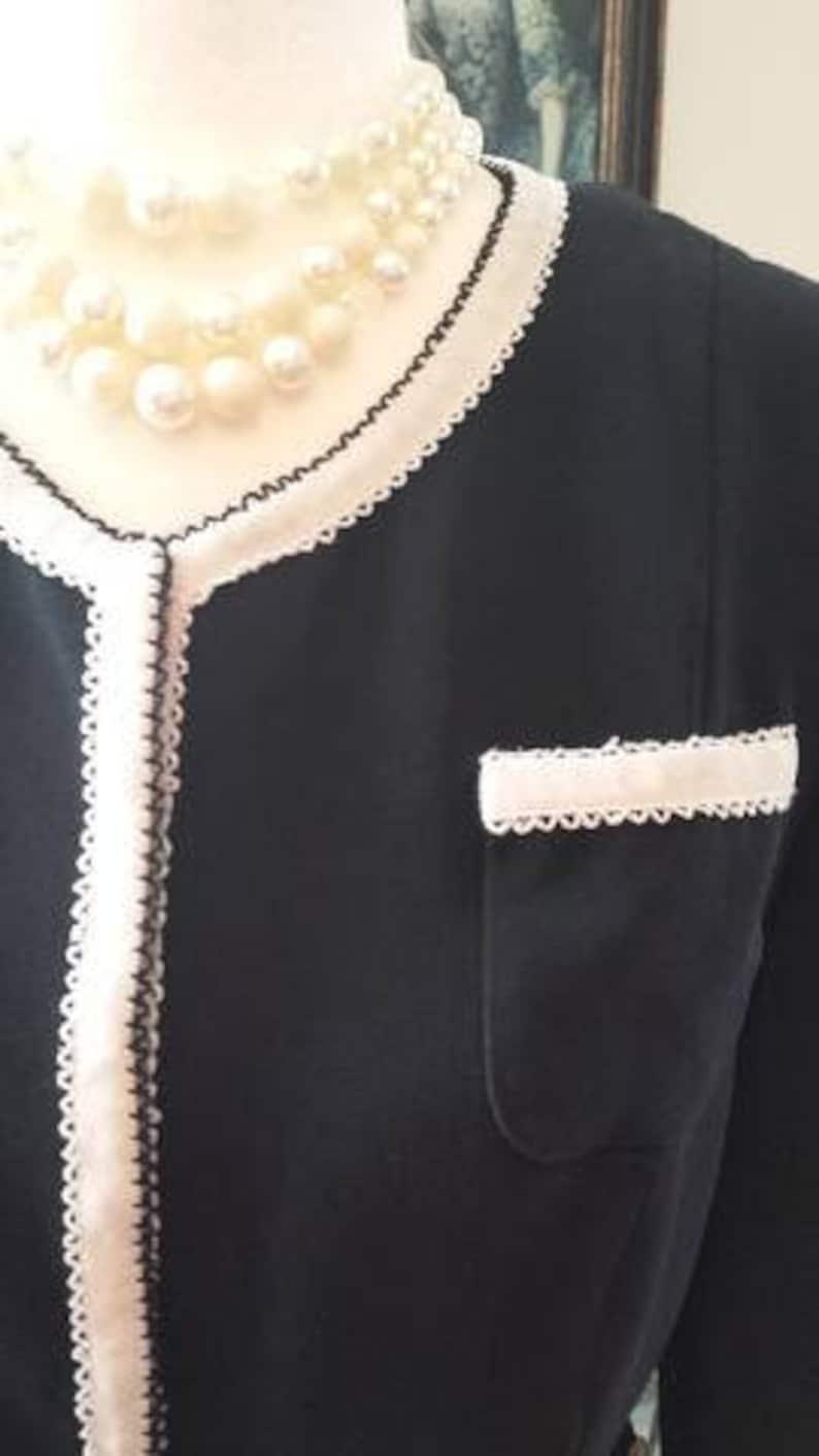 Rena Lange skirt suit
