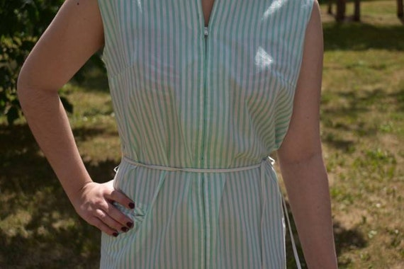 1960s-70s sheath dress - image 6