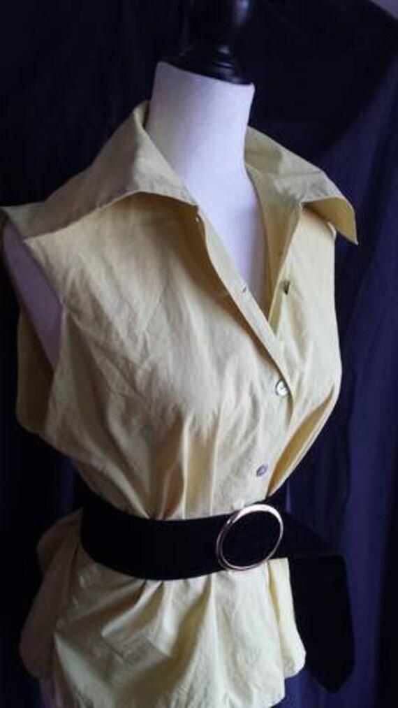 1950s Bobbie Brooks shirt