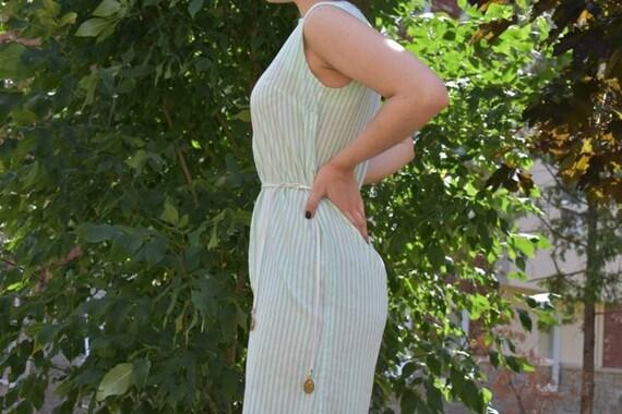 1960s-70s sheath dress - image 2