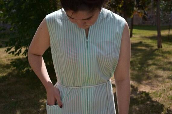 1960s-70s sheath dress - image 4