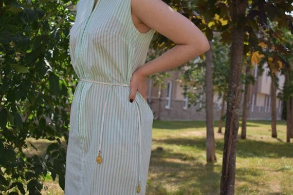 1960s-70s sheath dress - image 5