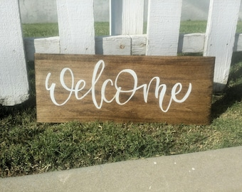 Welcome Pallet board