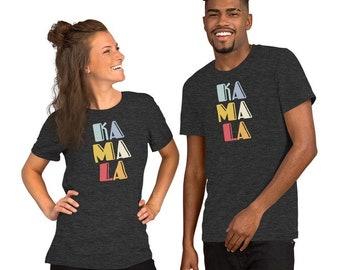 Kamala T-Shirt (Unisex) | kamala harris shirt, kamala harris, joe biden, biden harris 2020, VP, gift for her, vice president, harris tee