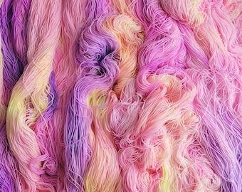 Moon Rabbit Dyed-To-Order - Sailor Moon inspired -  hand dyed yarn - indie dyed yarn - Superwash Merino