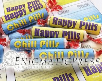 Candy pills | Etsy