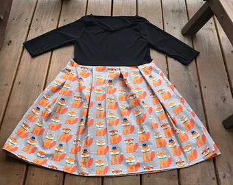 Foxy and Dapper Dress