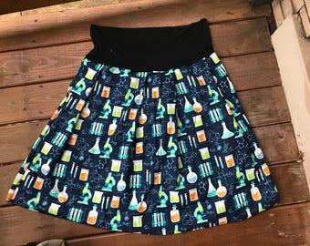 Science skirt