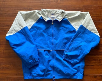 Vintage 00/'s  Casual GORE-TEX Simple Zipped Jacket Size ML