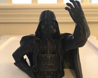 Star Wars Inspired Darth Vader PLA Bust