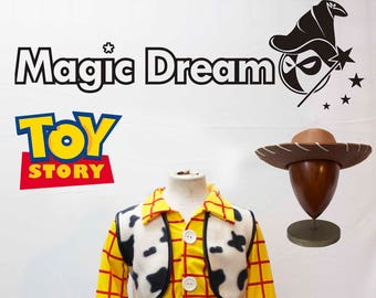 Toy Story Woody Boys Costume for Kids