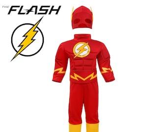 Flash Boys Costume for Kids