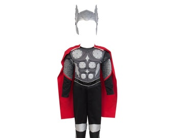 Thor Boy's Costume for Kids