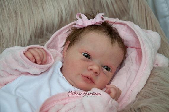 Reborn Babies Custom Realborn Anna Awake Or Ashley Awake