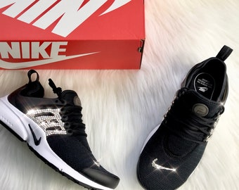 Swarovski Nikes Limited Edition Nike Presto Encrusted With Swarovski  Diamonds Women s Bling Nike Shoes 0a29e3912