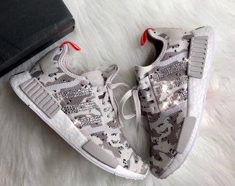 62c1e5b2239ab Bling adidas | Etsy