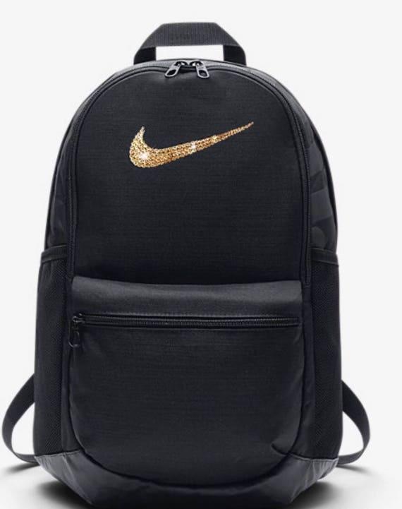 95f0e84ffab3 Swarovski Nike Brasilia Training Backpack Embellished With