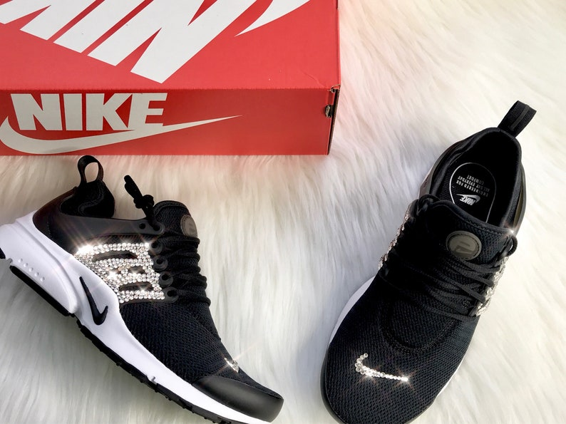 Swarovski Nikes Limited Edition Nike Presto Encrusted With  de457ee86d75