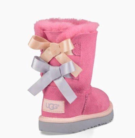 c5af7d65b5be Ugg Baby Bling Swarovski Crystals Custom Girl Toddler Bailey   Etsy