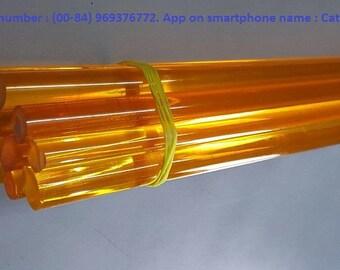 catalin bakelie transparent colors