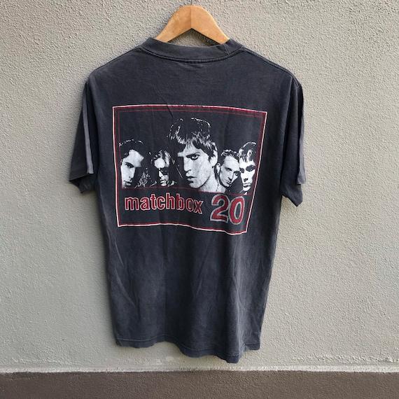 Vintage 90s MATCHBOX TWENTY band grunge alice in c