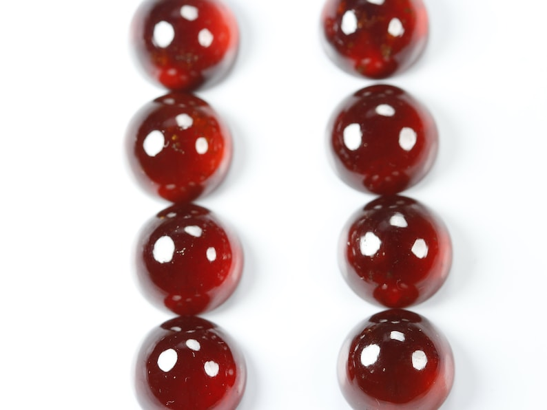 11 mm /& 12 mm Size No Treatment. Nice Color Price per piece Natural Hessonite Round Cabochons