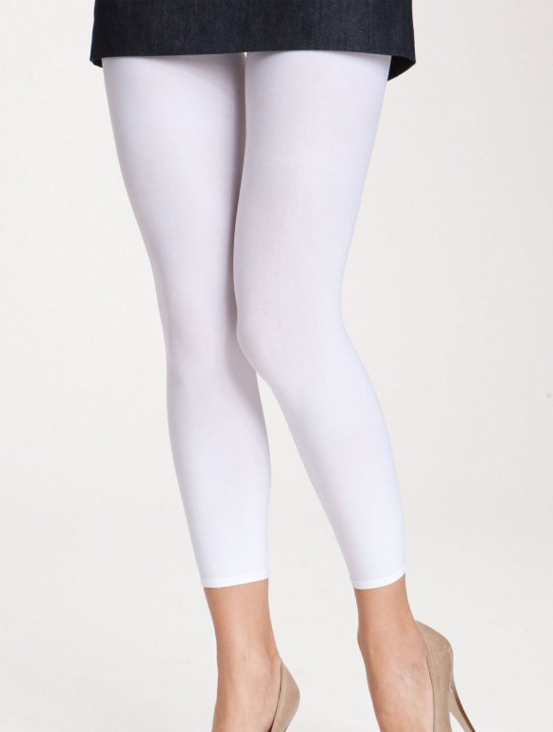 e5cb8d8ff7e Footless White Tights Under Skirt Tights Weddings