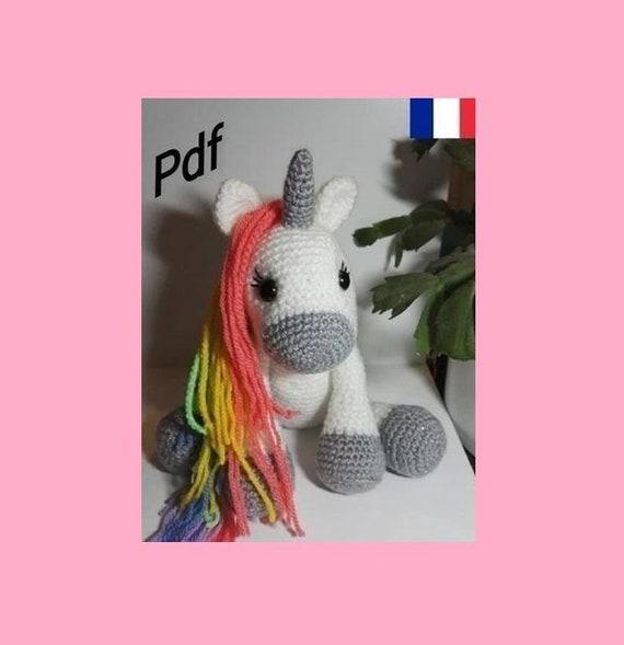 34 Super Ideas Crochet Amigurumi Tuto Francais Gratuit | Häkeln ... | 589x570
